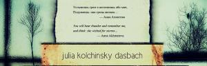 Julia Kolchinsky Dasbach website